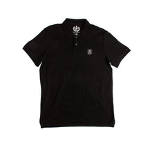 Load image into Gallery viewer, Men's S/S Polo-Black-1017 - Export Mall Online Store Sale