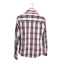 Load image into Gallery viewer, BOY'S L/S SHIRT-PURPLE CHK-3301 - Export Mall Online Store Sale