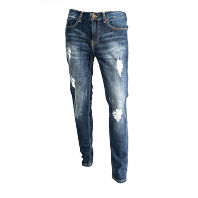 MEN'S DENIM PANT - FFOUR - Export Mall Online Store Sale