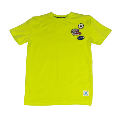 BOYS' S/S PRINTED TEE - PARROT - Export Mall Online Store Sale