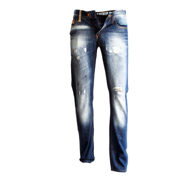 MEN'S DENIM JEANS PANT - FSEVEN - Export Mall Online Store Sale