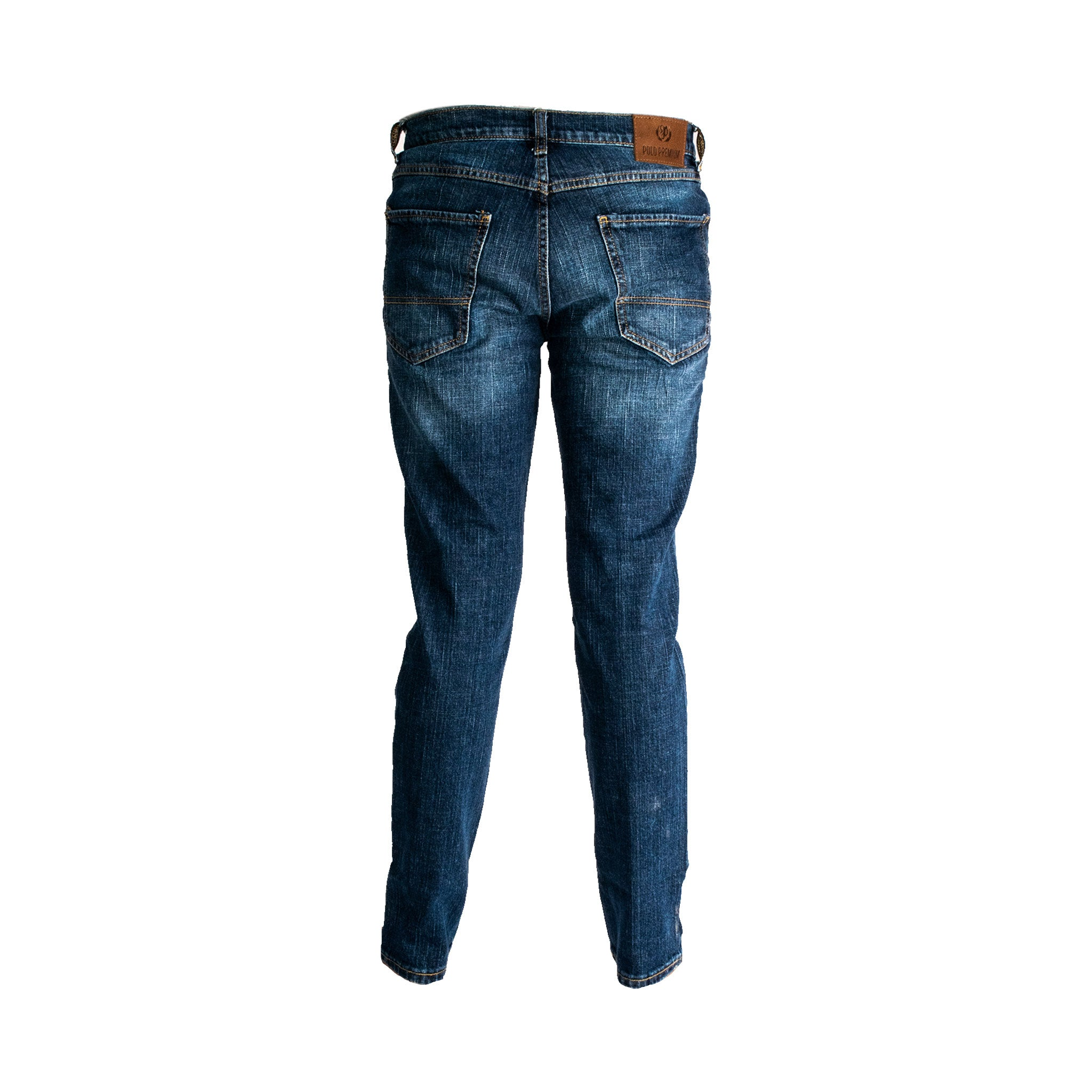MEN'S DENIM JEANS PANT - FTWO - Export Mall