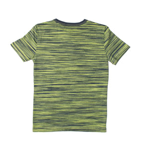 BOY'S S/S HENLEY-GREEN/NAVY-SSSS20KB-1108 - Export Mall