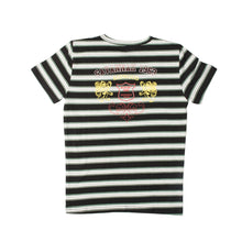 Load image into Gallery viewer, BOY'S S/S HENLEY-BLACK/GREEN/WHITE-SSSS20KB-1108 - Export Mall Online Store Sale