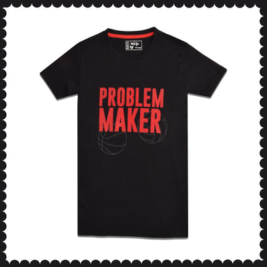 BOY'S S/S GRAPHIC TEE-BLACK-EMSS21KB-1138 - Export Mall Online Store Sale