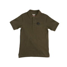 Load image into Gallery viewer, BOY'S S/S POLO - OLIVE - Export Mall Online Store Sale