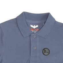Load image into Gallery viewer, BOYS'S S/S POLO - DEEP SEA - Export Mall Online Store Sale