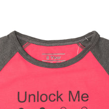 Load image into Gallery viewer, BOYS S/S RAGLAN-PINK/CHARCOAL-SSSS20KB-1111 - Export Mall Online Store Sale