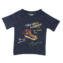 Load image into Gallery viewer, BOYS S/S RAGLAN-NAVY D-SSSS20KB-1109 - Export Mall Online Store Sale