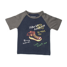 Load image into Gallery viewer, BOYS S/S RAGLAN-NAVY/DARK SHADOW-SSSS20KB-1109 - Export Mall