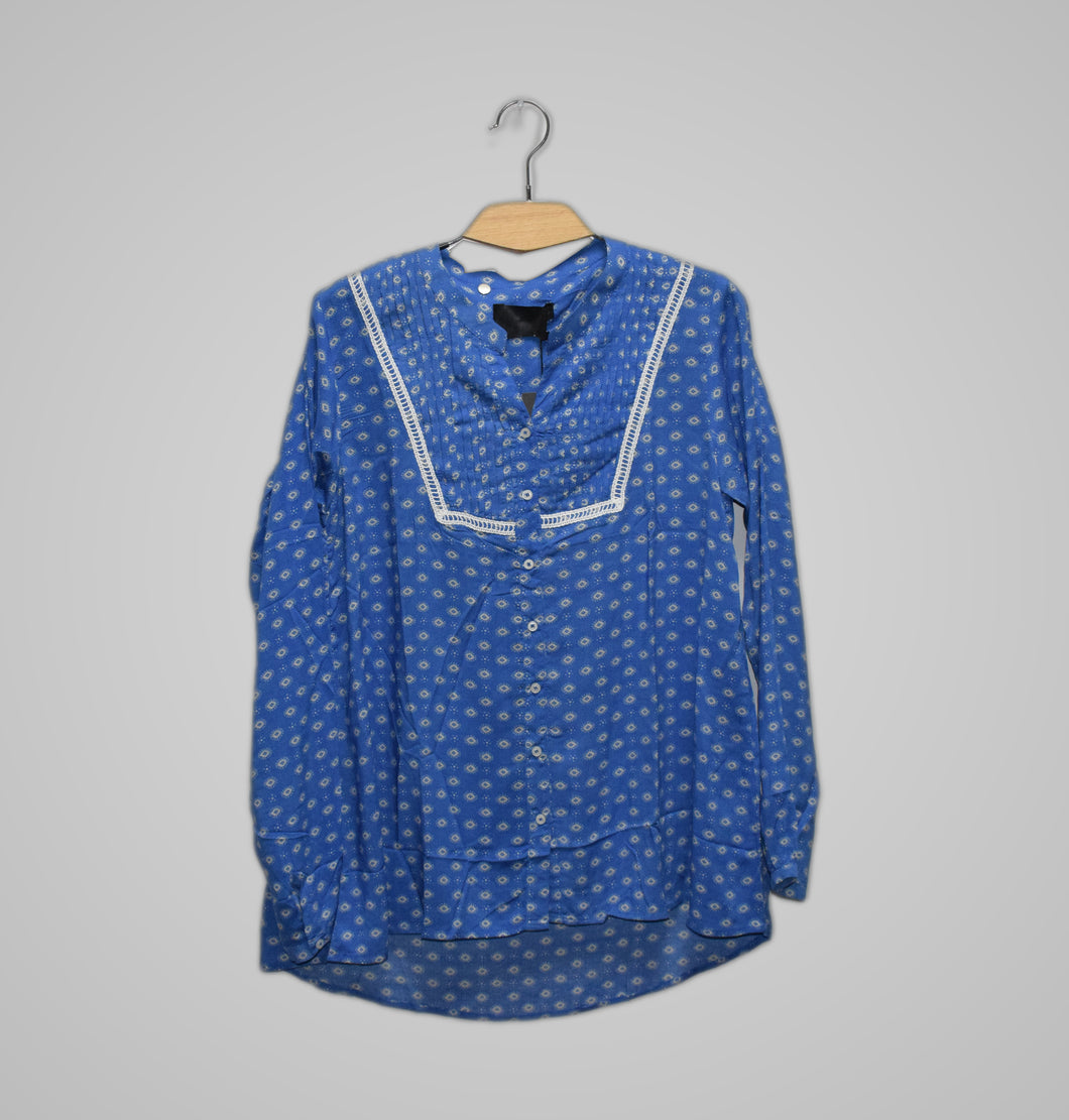 WOMEN'S WOVEN SHIRT/TOP