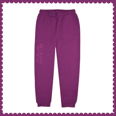 WOMEN'S TROUSER-GRAPE JUICE EMSS21KW- 2001 - Export Mall Online Store Sale