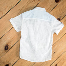 Load image into Gallery viewer, BOY'S S/S SHIRT-WHITE-SSSS20WB-3303 - Export Mall Online Store Sale