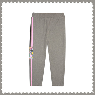 GIRL'S LEGGING-GREY HEATHER-EMSS21KG- 2225 - Export Mall Online Store Sale