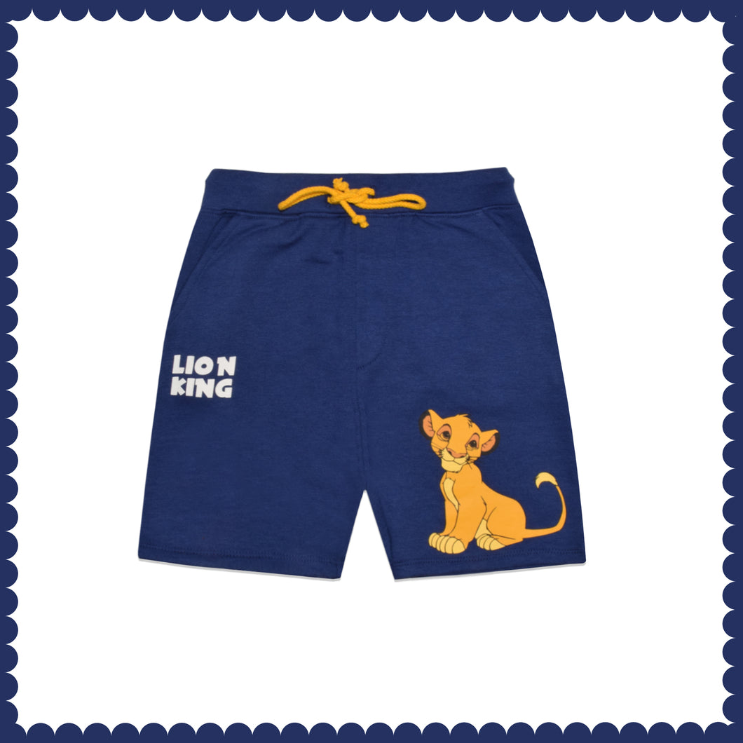 BOY'S SHORT-ENSIGN BLUE-EMSS5KB-1126 - Export Mall Online Store Sale