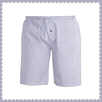 MEN'S SHORT-WHITE/BLUE-EMSS5WM-3105 - Export Mall Online Store Sale