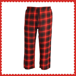 WOMEN'S TROUSER-RED/BLACK- EMSS21WW-4002 - Export Mall Online Store Sale