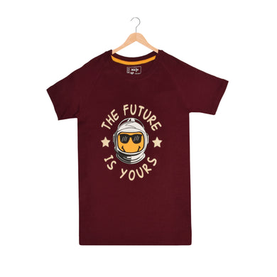 BOY'S S/S GRAPHIC TEE-BOURDEX-EMSS21KB-1117