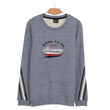 Load image into Gallery viewer, BOY'S L/S SWEAT SHIRT-LT BLUE HTR-EMFW20KB-1123 - Export Mall Online Store Sale