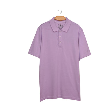 MEN'S S/S POLO-INDIGO-SSSS21KM-1020 - Export Mall Online Store Sale