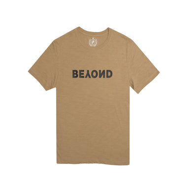 MENS S/S GRAPHIC TEE-KHAKI-EMSS21KM-1044 - Export Mall Online Store Sale