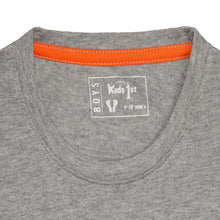 Load image into Gallery viewer, BOY'S S/S GRAPHIC TEE-GREY HEATHER-EMSS21KB-1139 - Export Mall Online Store Sale