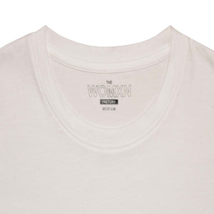 WOMEN'S S/S GRAPHIC TEE-WHITE-EMSS21KW-2008 - Export Mall Online Store Sale