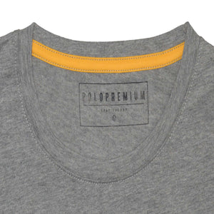 MEN'S S/S GRAPHIC TEE-GREY HEATHER-EMSS21KM-1006 - Export Mall Online Store Sale
