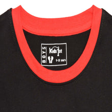 Load image into Gallery viewer, BOY'S S/S GRAPHIC TEE-BLACK-EMSS21KB-1118 - Export Mall Online Store Sale