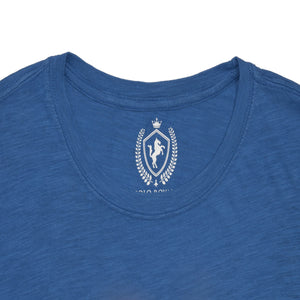 MEN'S S/S GRAPHIC TEE-BLUE-EMSS21KM-1049 - Export Mall Online Store Sale
