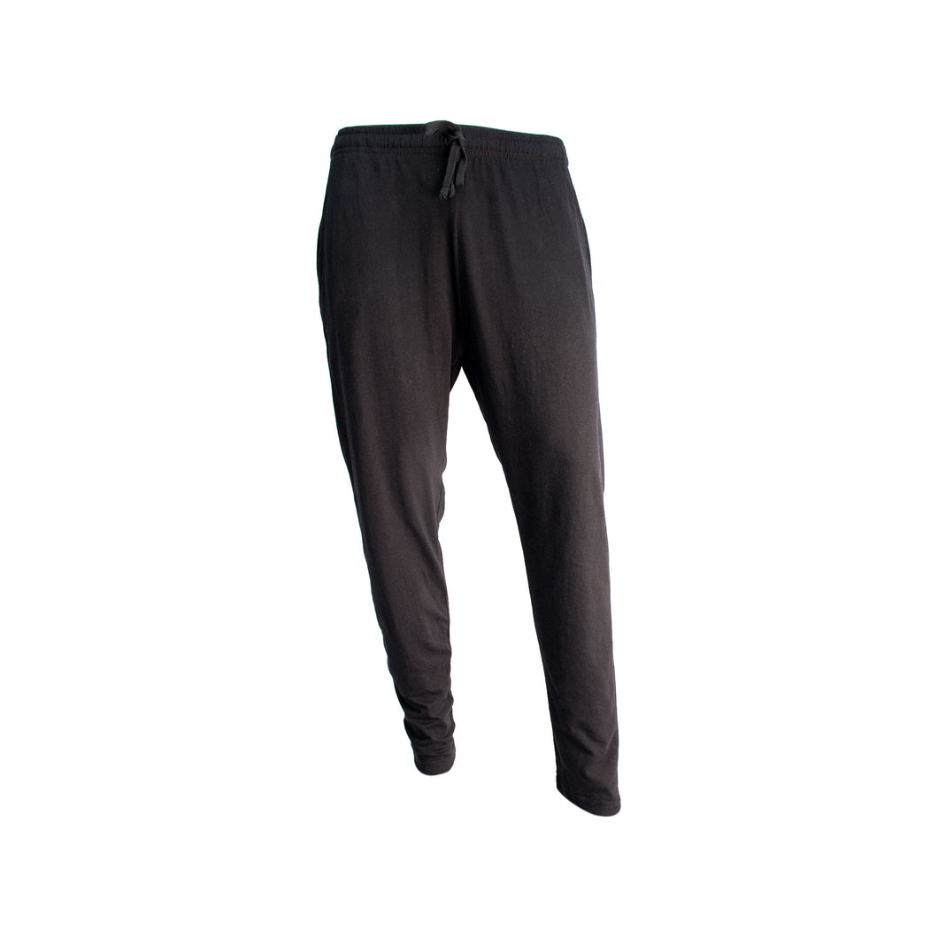 MEN'S KNIT TROUSER-BLACK - Export Mall Online Store Sale