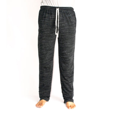 MEN'S TROUSER - BLACK SLUB - Export Mall Online Store Sale