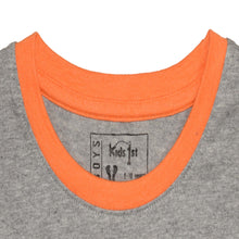 Load image into Gallery viewer, BOY'S S/S GRAPHIC TEE-GREY HEATHER-EMSS21KB-1118 - Export Mall Online Store Sale