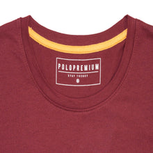 Load image into Gallery viewer, MENS S/S GRAPHIC TEE-MAROON-EMSS21KM-1002 - Export Mall Online Store Sale