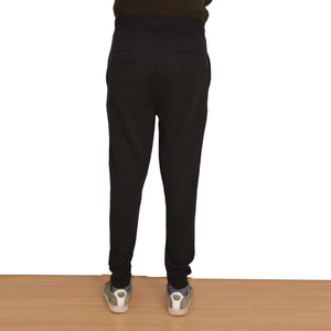 MEN'S TROUSER-BLACK-EMFW20KM-1052 - Export Mall Online Store Sale