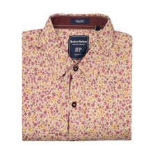 Load image into Gallery viewer, MEN'S L/S WOVEN SHIRT-SKIN MULTI FLOWER-25 - Export Mall Online Store Sale