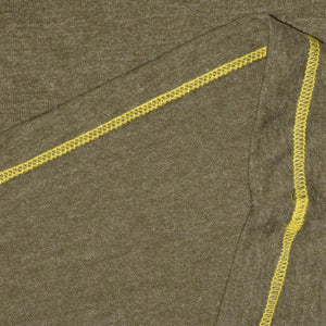 MEN'S S/S GRAPHIC TEE-Olive-EMSS21KM-1007 - Export Mall Online Store Sale