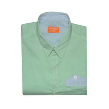 Load image into Gallery viewer, MEN'S L/S WOVEN SHIRT-LIGHT GREEN-25 - Export Mall Online Store Sale