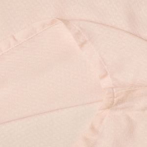WOVEN SHIRT/TOP PEACH WITH EMB -19 - Export Mall Online Store Sale