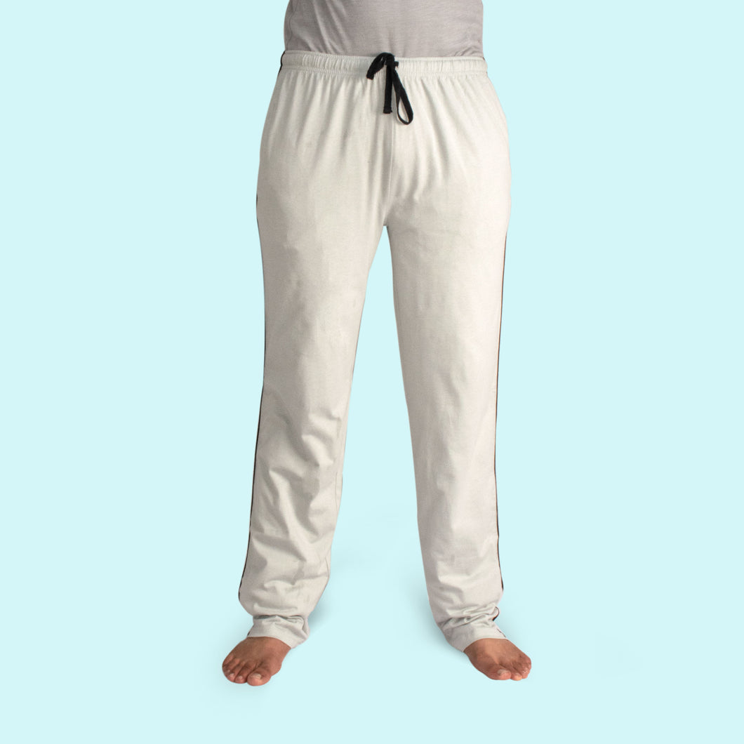 MEN'S TROUSER - DARK GREY HTR - Export Mall Online Store Sale