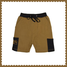 Load image into Gallery viewer, BOY'S SHORT-MILITARY OLIVE-EMSS21KB-1125 - Export Mall Online Store Sale