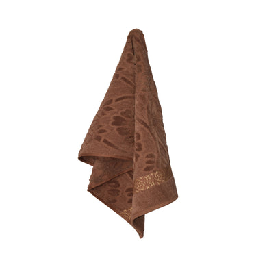 FACE TOWEL-BROWN-9003 - Export Mall Online Store Sale