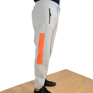 MEN'S FLEECE TROUSER GRAY - EMFW4KM-1057 - Export Mall Online Store Sale