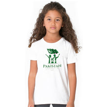 Load image into Gallery viewer, GIRL'S S/S GRAPHIC TEE-WHITE-EMSS20KG-2219 - Export Mall Online Store Sale