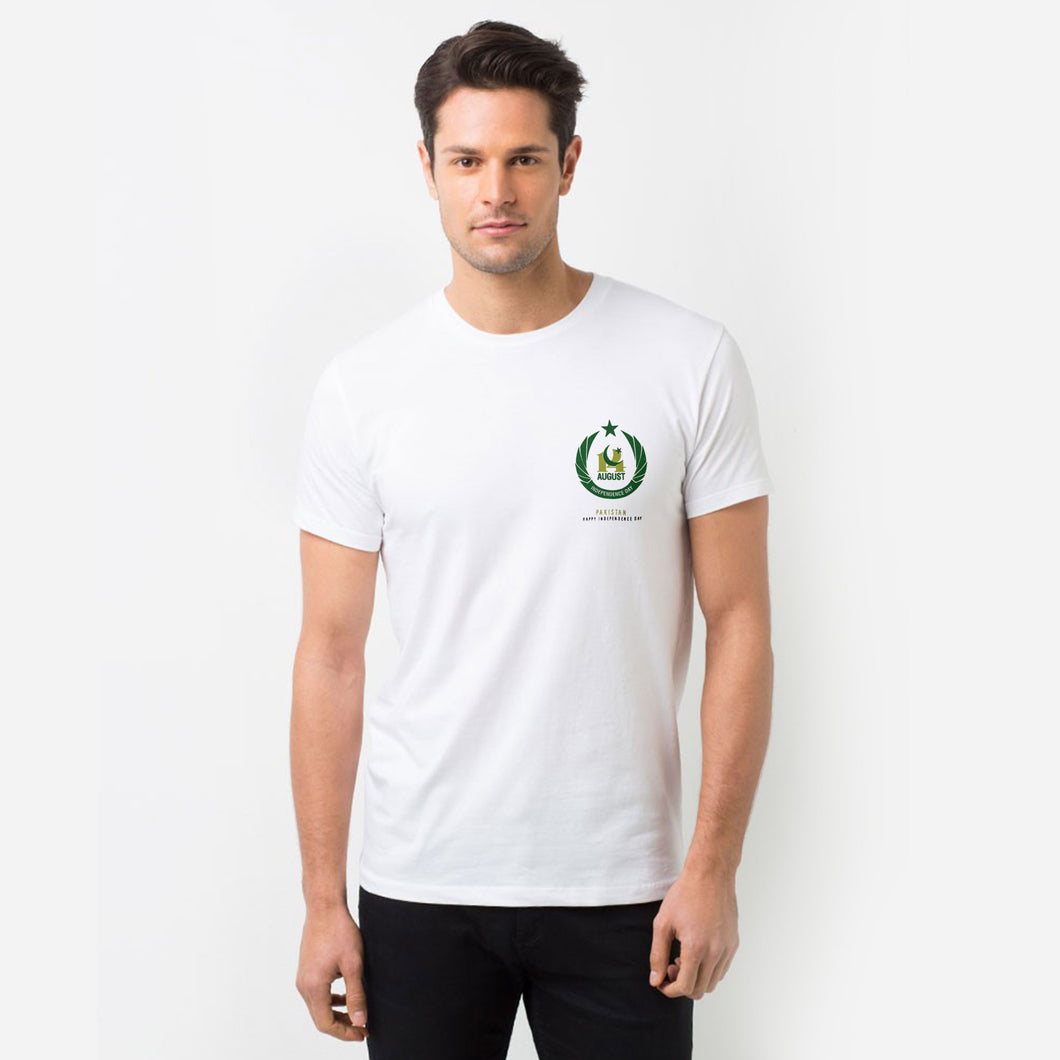 MEN'S S/S GRAPHIC TEE-WHITE-EMSS20KM-1029 - Export Mall Online Store Sale