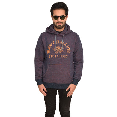 MEN'S PULLOVER HOOD-NAVY-SSFW20KM-1005 - Export Mall Online Store Sale