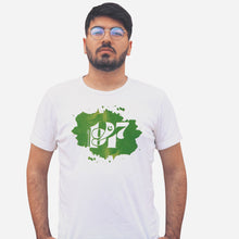 Load image into Gallery viewer, MEN'S S/S GRAPHIC TEE-WHITE-EMSS20KM-1032 - Export Mall Online Store Sale