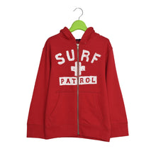 Load image into Gallery viewer, BOY'S ZIPPER HOOD - SURF RED 25 - Export Mall Online Store Sale