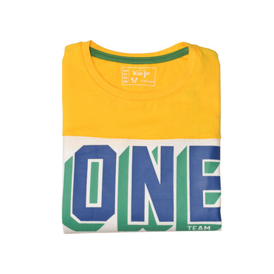 BOY'S L/S GRAPHIC TEE-YELLOW/WHITE-EMFW20KB-1102 - Export Mall Online Store Sale