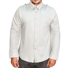 Load image into Gallery viewer, MEN'S L/S SHIRT-GREY-SSFW20KM-1008 - Export Mall Online Store Sale